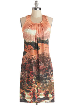 Sunset Vista Dress