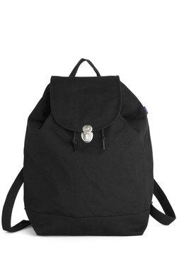 Park Bench Backpack in Black