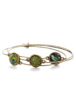 Prized Plume Bracelet