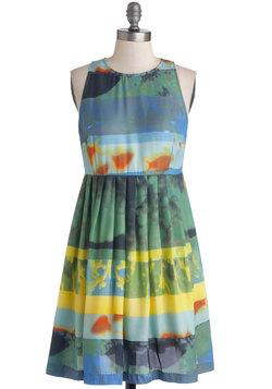 Aquarium Architect Dress