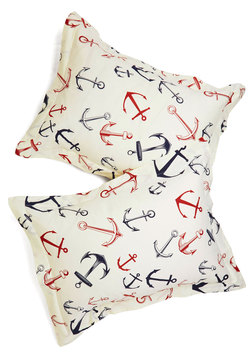 Snooze Anchor Pillow Sham Set