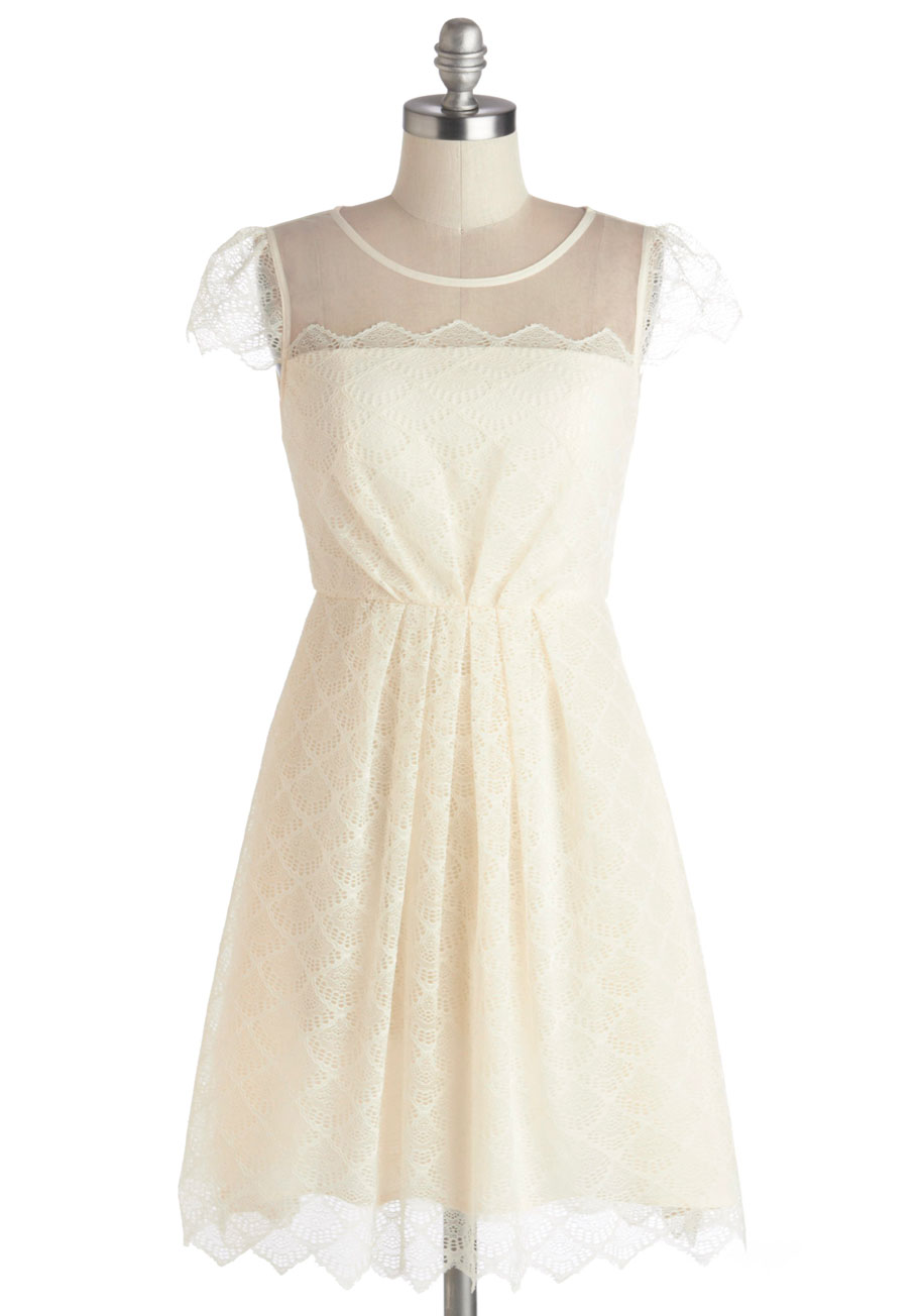 Courtship to courthouse wedding dress mod retro vintage for Wedding dresses for courthouse wedding