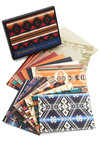 Pendleton Greetings From the Cabin Notecard Set by Chronicle Books - Multi, Good, Print, Boho