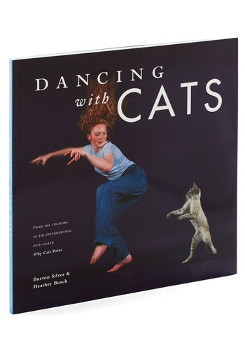 Dancing with Cats by Chronicle Books - Quirky, Cats, Good