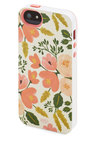 Pop-Up Flower Shop iPhone 5/5S Case by Rifle Paper Co - Pink, White, Multi, Floral, Pink, Travel