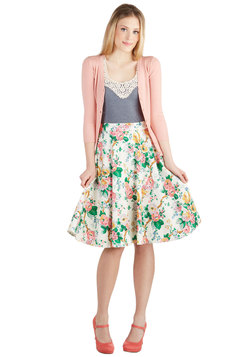 Beauty and the Botanist Skirt