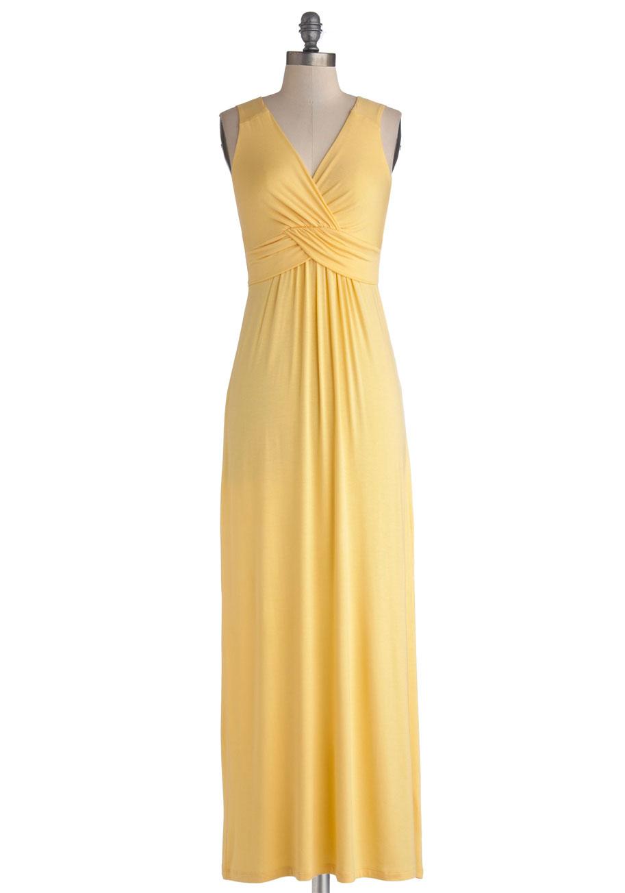 Juniper Berry Dress in Sun