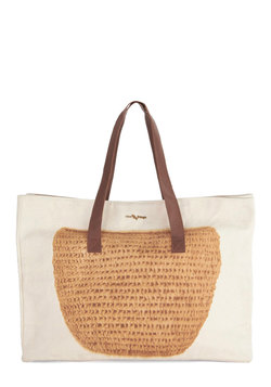 Bygone Beaches Bag