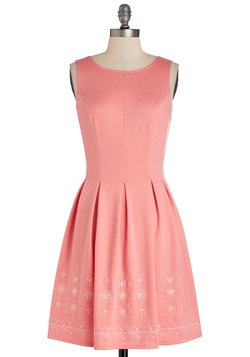 Seaside Sorbet Dress
