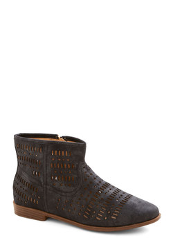 Night and Day Trip Bootie in Black