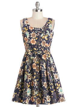 Retro Market Maven Dress
