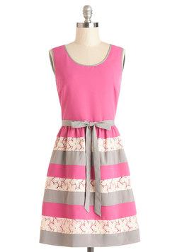Strata of Style Dress
