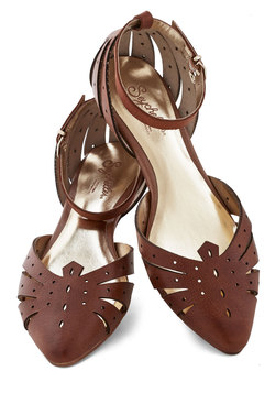 Siren Call Sandal in Cocoa