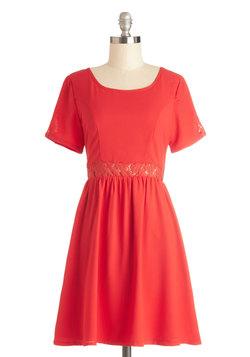 Leading Ladylike Dress