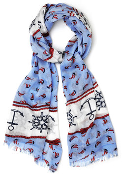 The Best is Yacht to Come Scarf
