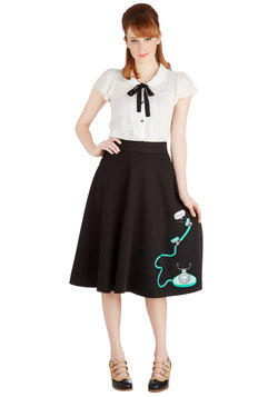 Call of the Winsome Skirt