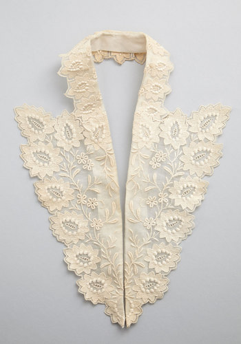 Vintage Meet Your Matrimony Collar