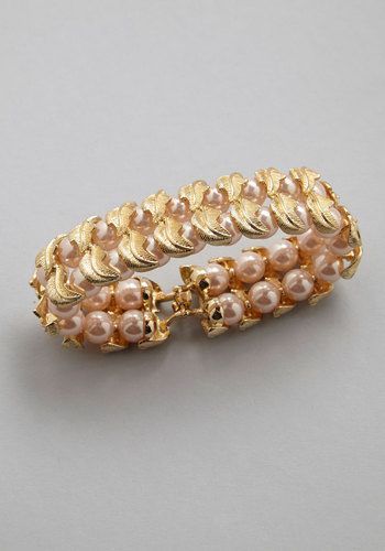 Vintage My Best Frond's Wedding Bracelet