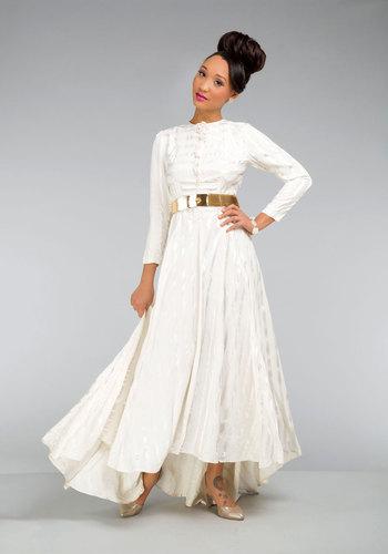Vintage At Long Last Dress