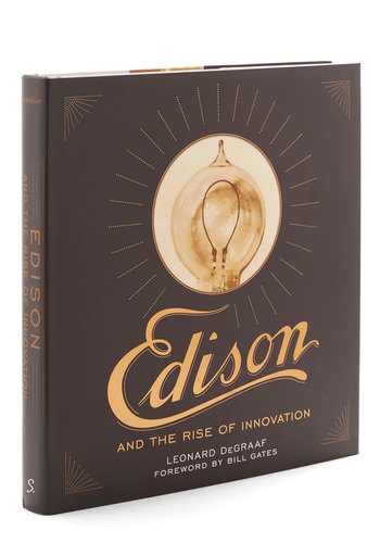 Edison and the Rise of Invention - Nifty Nerd, Good