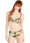 Colors of Summer Swimsuit Top - Multi, Print, Beach/Resort, Summer, Knit