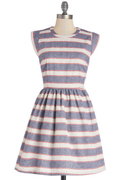 Boardwalk and Talk Dress