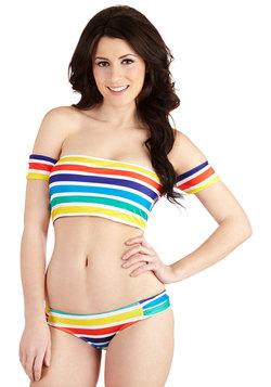 Rainbow Cove Swimsuit Top