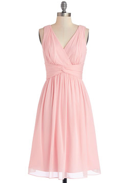 Glorious Guest Dress in Rose