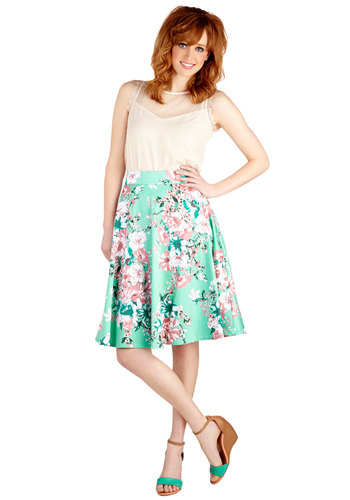 Country Day Skirt