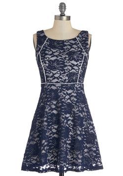 Allure of Nightfall Dress