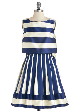 Yacht It All Dress