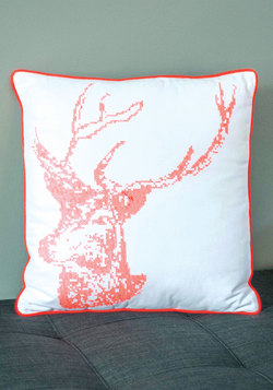 Riverside Rustic Pillow