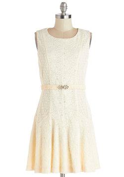 Neutral Understanding Dress