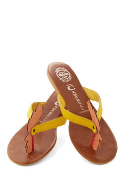 Roost Your Spirits Sandal