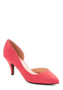 Laud and Cheer Heel in Punch