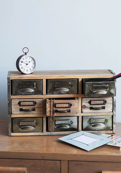 Crafty Catalogue Storage Chest