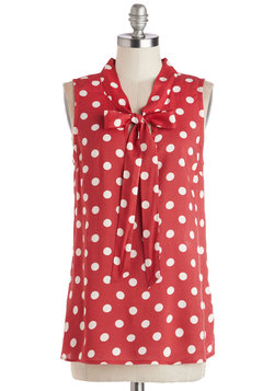 Knots and Dots Top