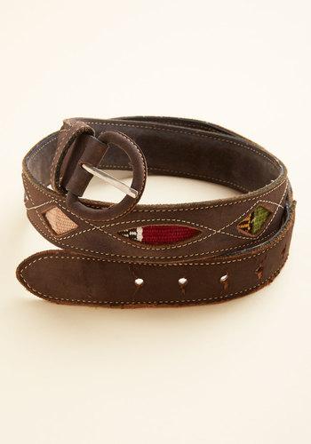 Vintage Shady Groove Belt