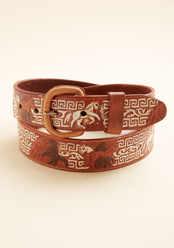 Vintage Firelight the Way Belt