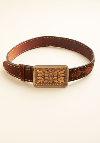 Vintage Drum Circle Game Belt