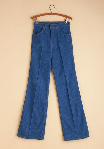 Vintage Teenage Wasteband Jeans