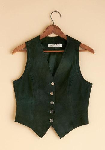 Vintage Encore Beliefs Vest