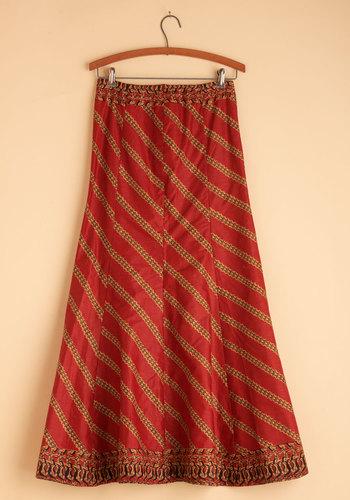 Vintage Hello, Dulcimer Skirt