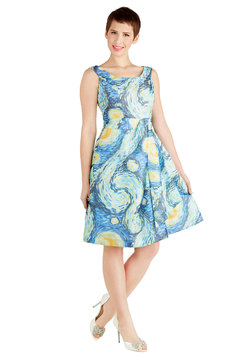 New Arrivals - Down to a Fine Art Dress