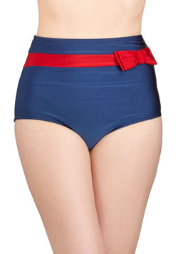 Maritime and Again Swimsuit Bottom