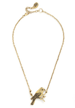 Be-tweet You and Me Necklace