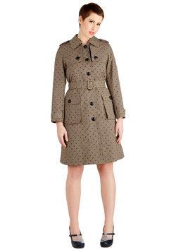 Orla Kiely The Story Thus Safari Coat