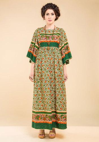 Vintage Live Concertina Dress