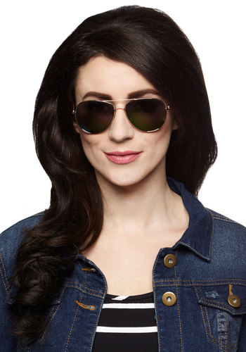 Western Weekend Sunglasses - Solid, Festival, Good, Multi, Gold, Black, Summer, Gals, Under $20, Boho