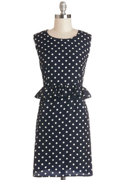 Dabble in Debonair Dress